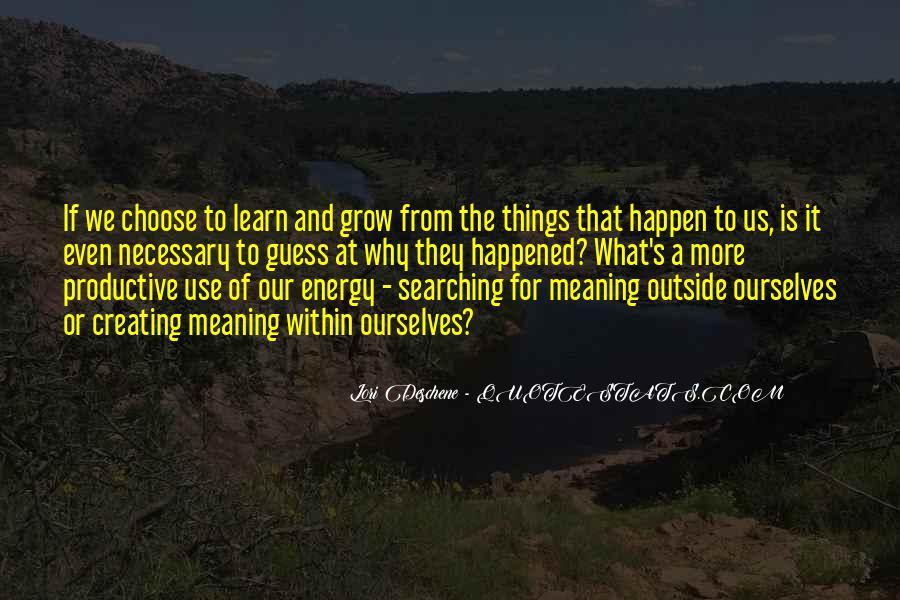 Lori's Quotes #1308111