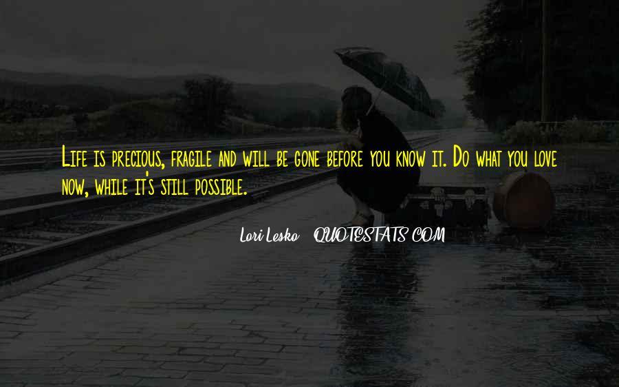Lori's Quotes #1388615