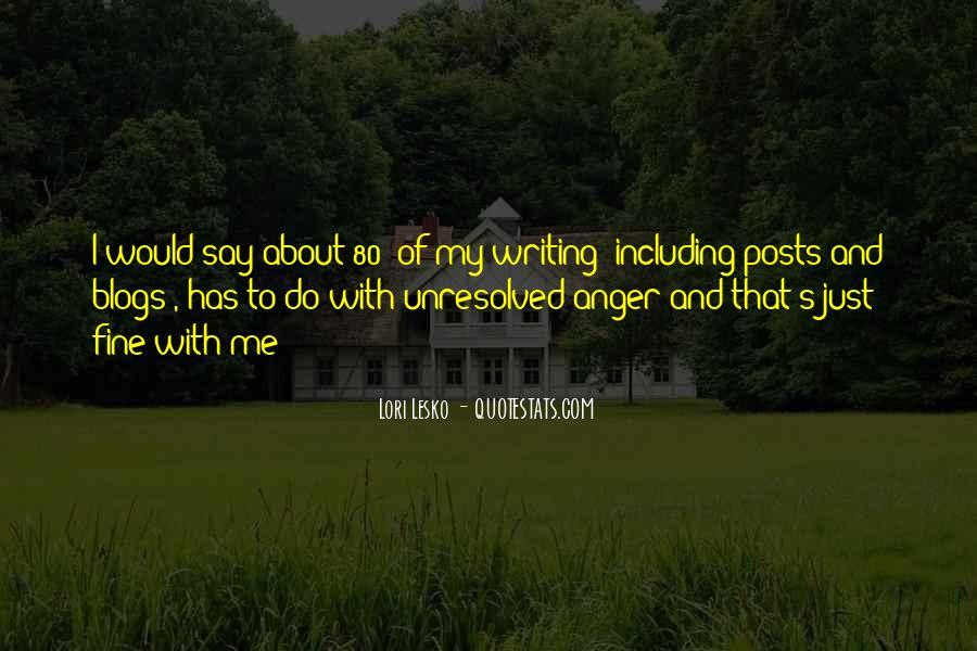 Lori's Quotes #1652629