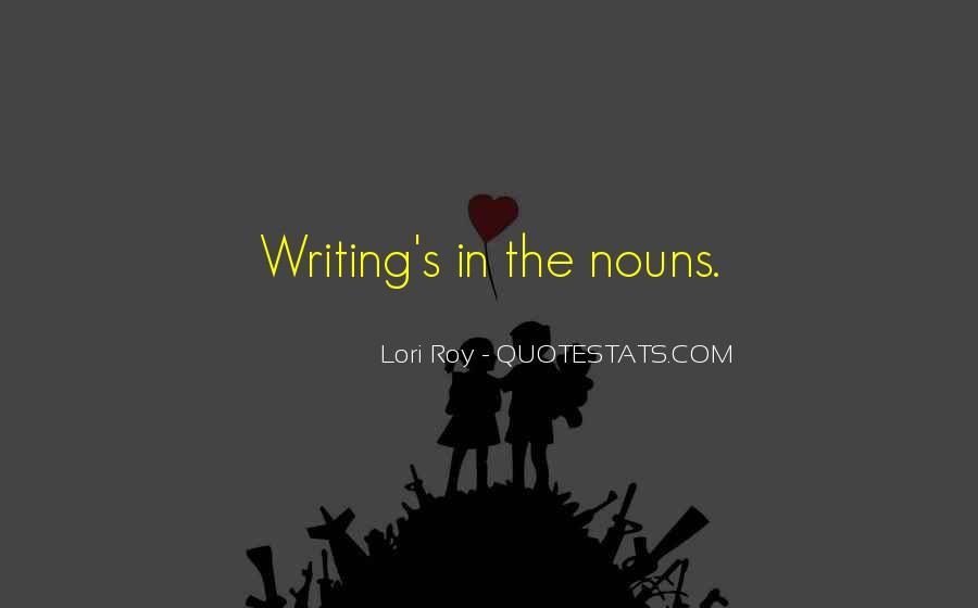 Lori's Quotes #1778239