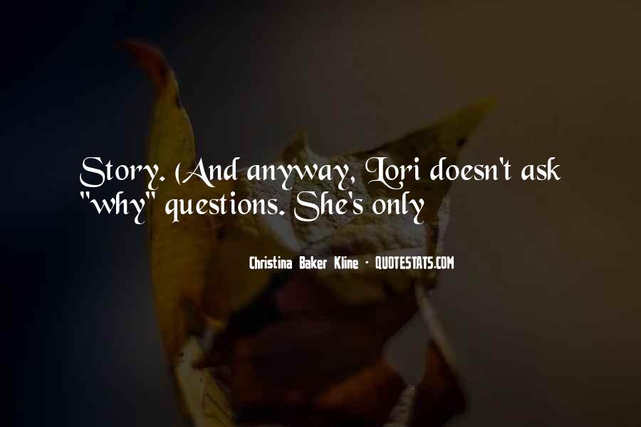 Lori's Quotes #1822256