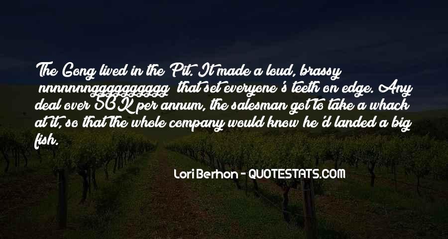 Lori's Quotes #445660