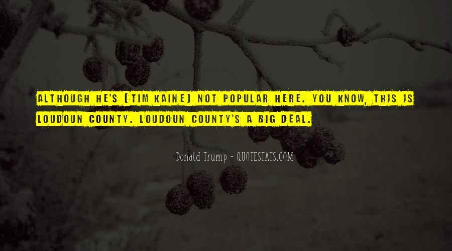 Loudoun Quotes #476805