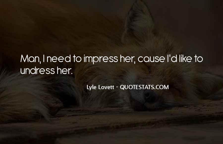 Lovett Quotes #1125837