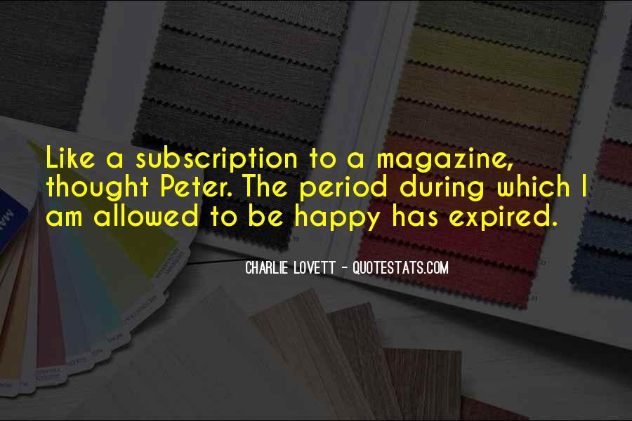 Lovett Quotes #1224128