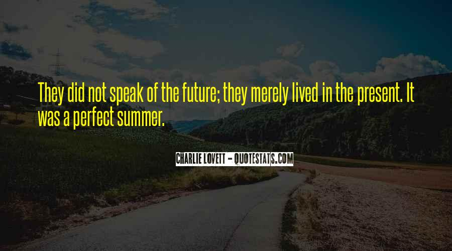 Lovett Quotes #1326084