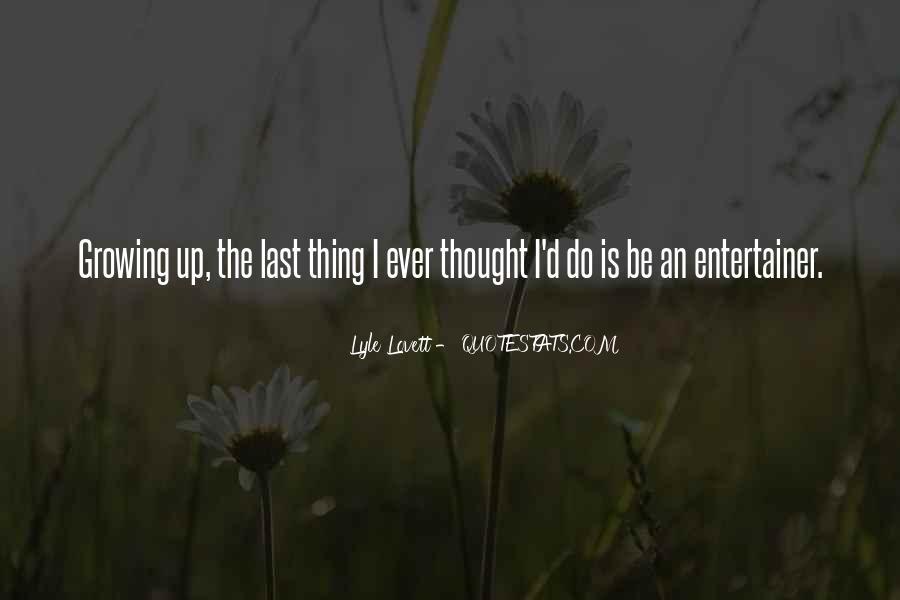 Lovett Quotes #1410955