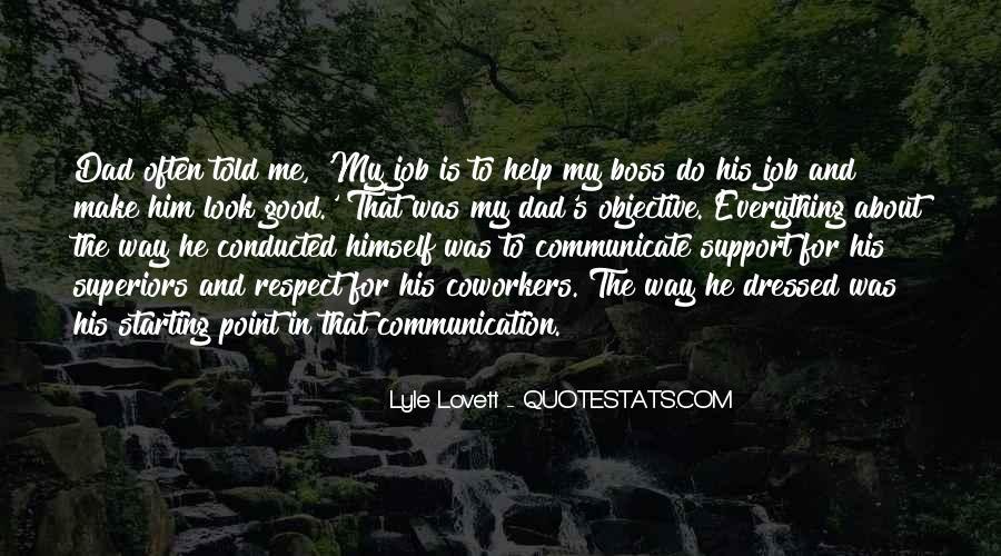 Lovett Quotes #377751