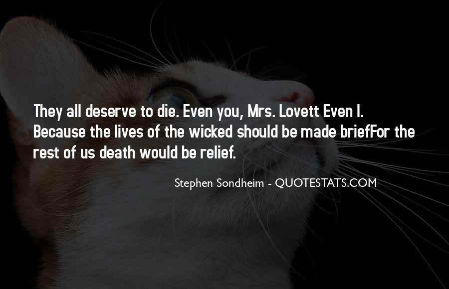 Lovett Quotes #597239