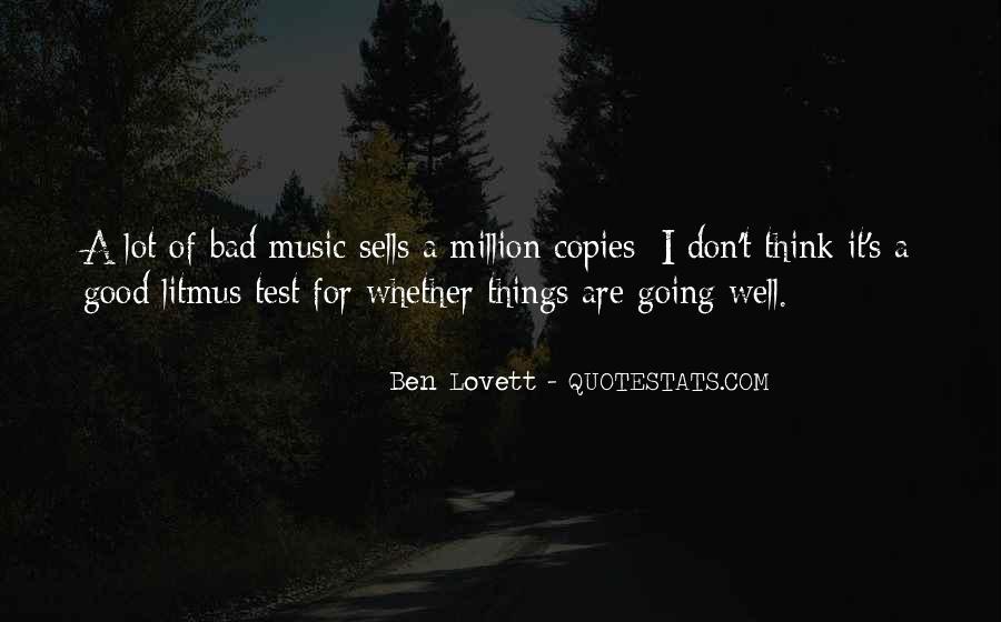 Lovett Quotes #79315