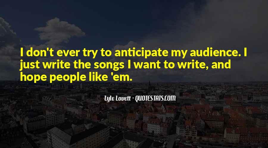 Lovett Quotes #851920