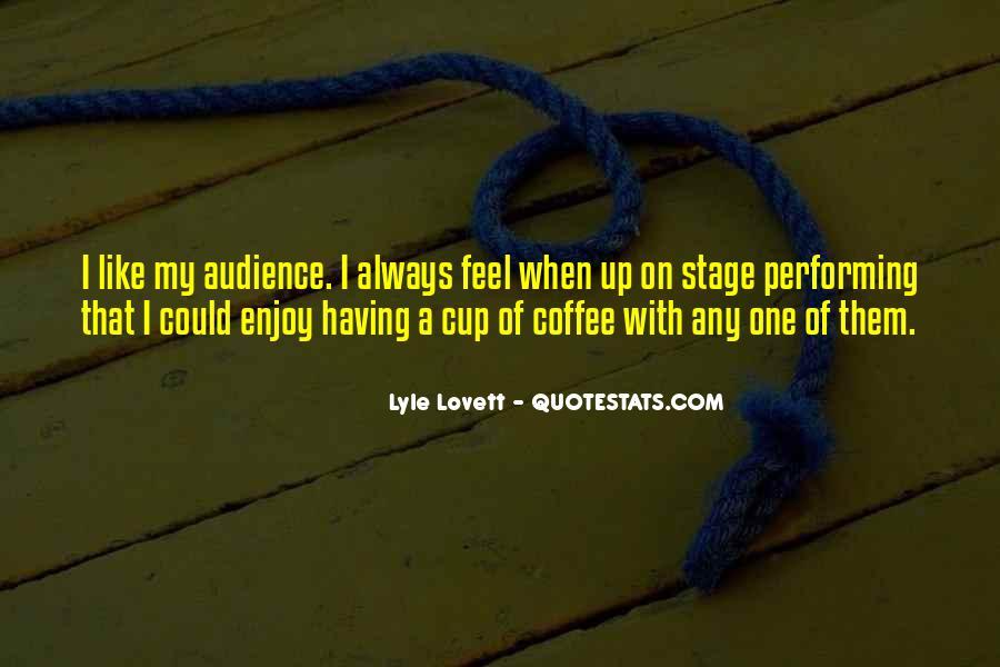 Lovett Quotes #916862