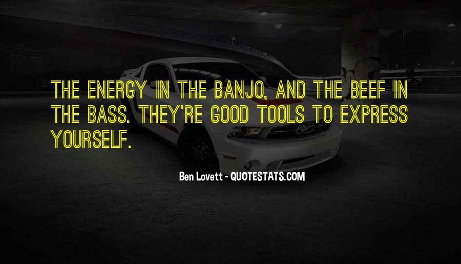Lovett Quotes #978514