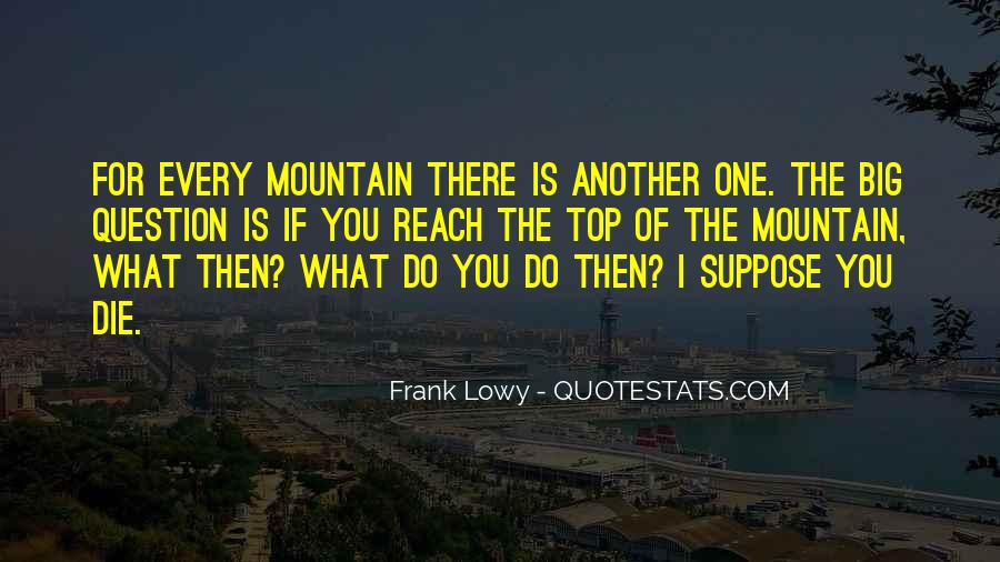 Lowy Quotes #1671551
