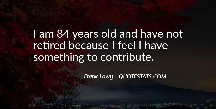 Lowy Quotes #49484