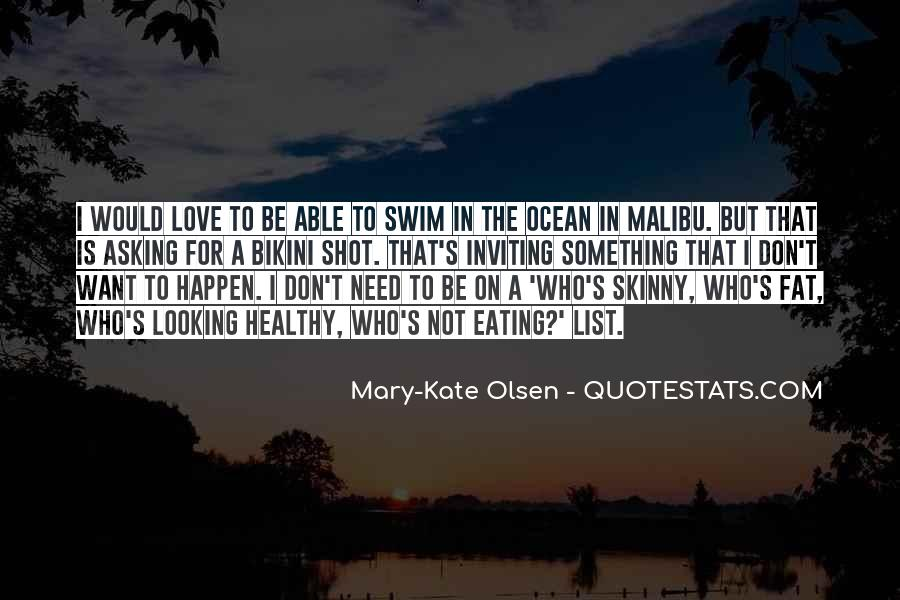 Quotes About Skinny Love #1694892