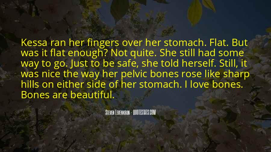 Quotes About Skinny Love #743773