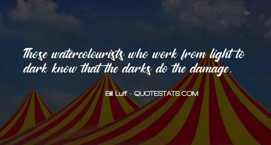 Luff Quotes #1822369