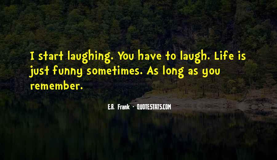 Luff Quotes #370730