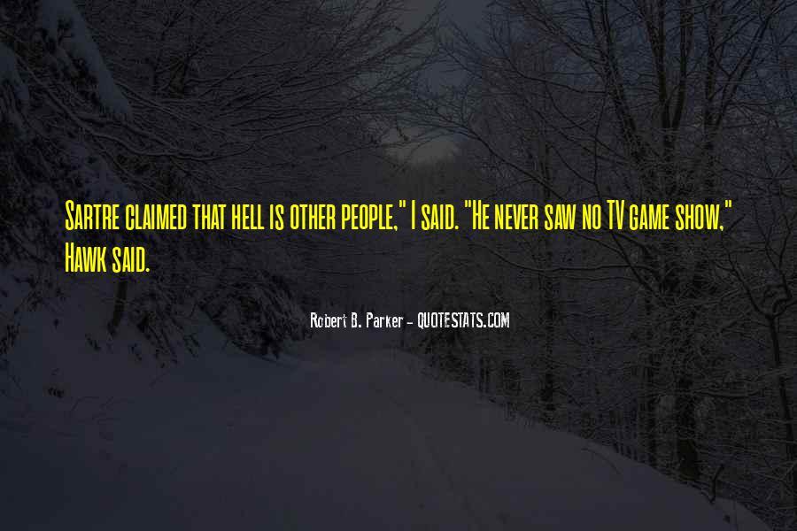 Luff Quotes #630220