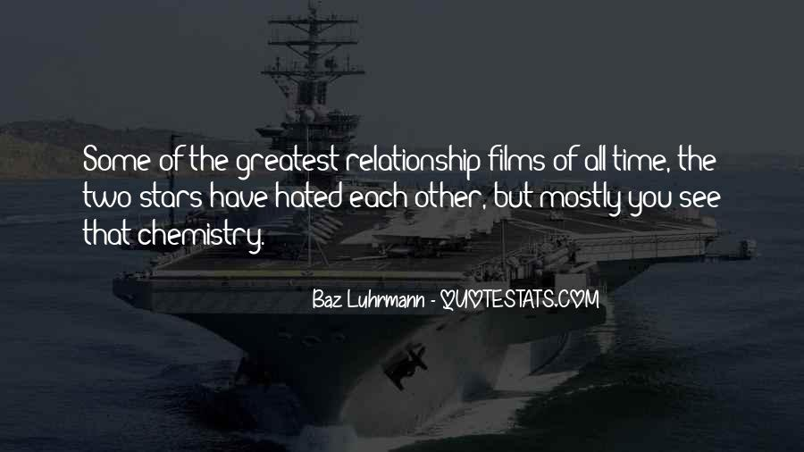 Luhrmann's Quotes #1019070