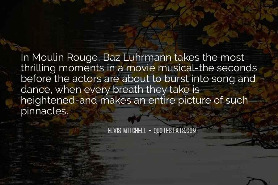 Luhrmann's Quotes #1235160