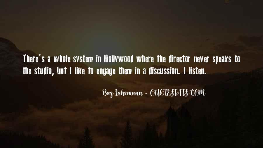 Luhrmann's Quotes #1800006