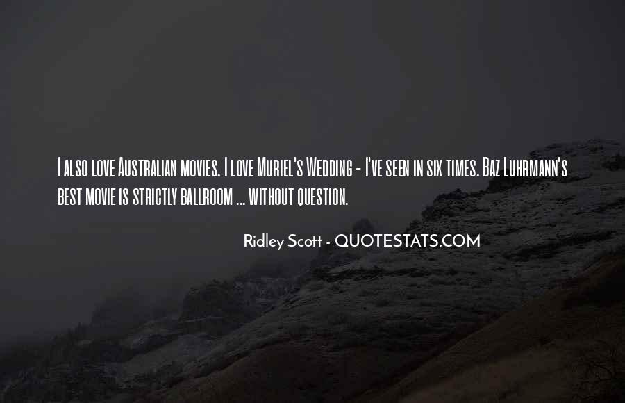 Luhrmann's Quotes #226800