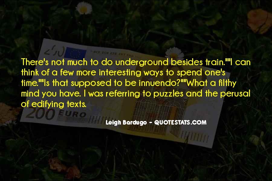 Lulworth Quotes #447962