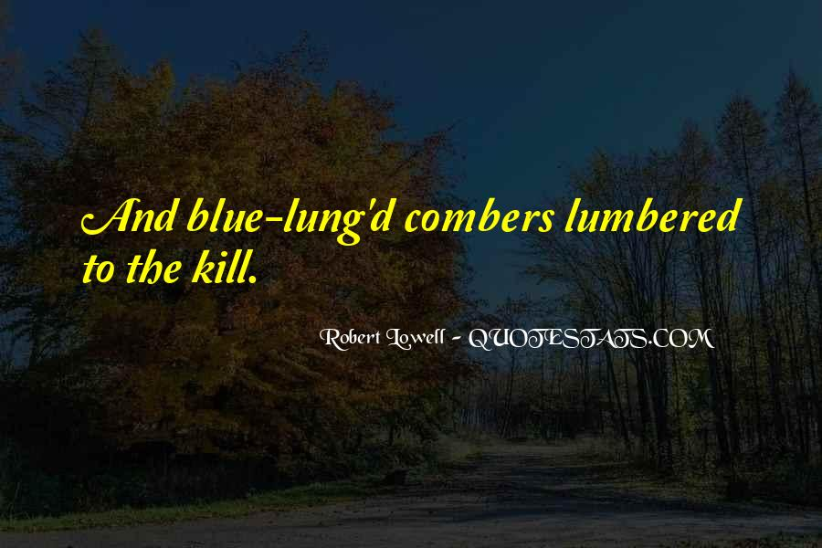 Lumbered Quotes #148066