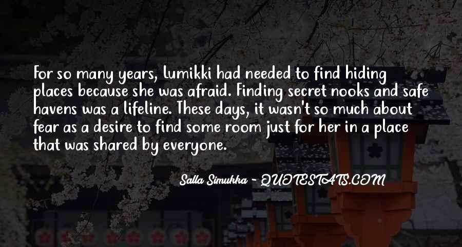 Lumikki's Quotes #613855