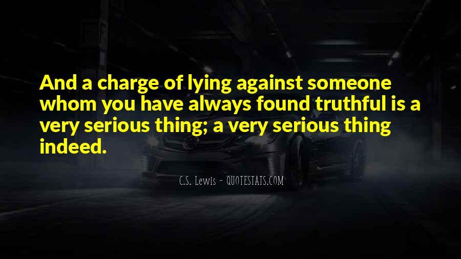 Lying's Quotes #119582