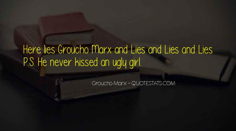 Lying's Quotes #154448