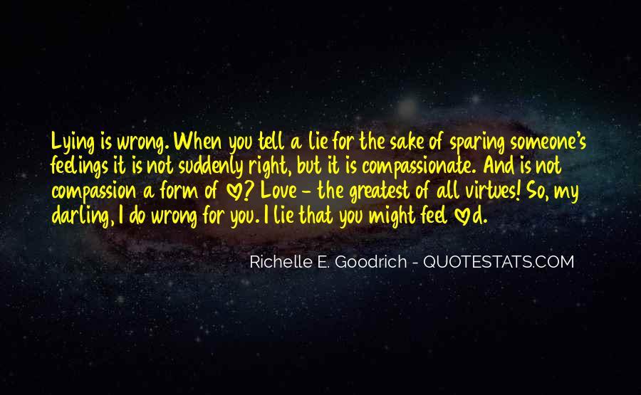 Lying's Quotes #157090