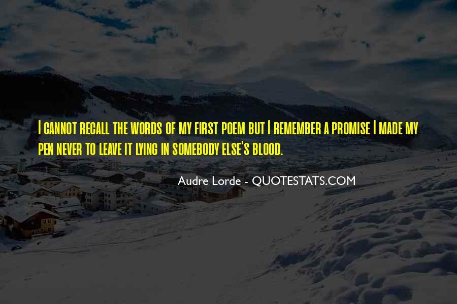 Lying's Quotes #161852