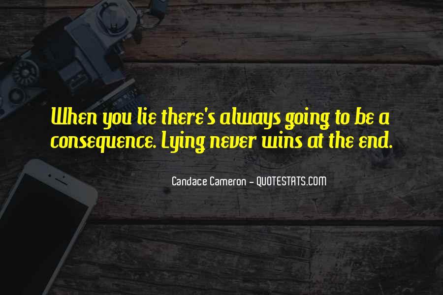 Lying's Quotes #70768