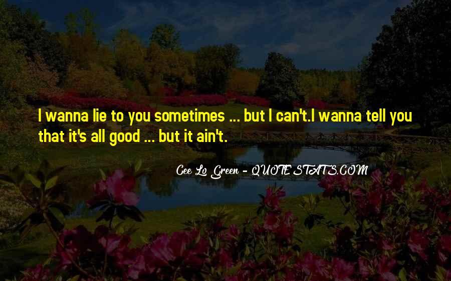 Lying's Quotes #82892