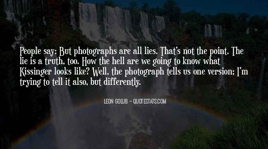 Lying's Quotes #83213