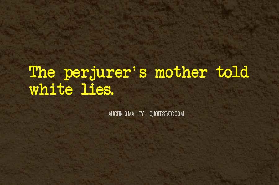 Lying's Quotes #93394