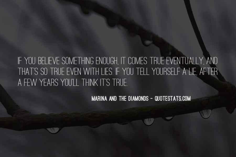 Lying's Quotes #9851