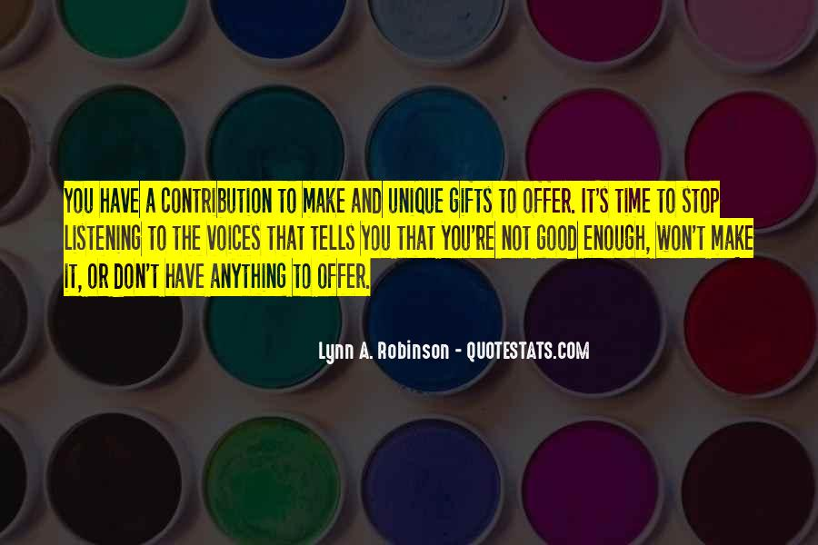 Lynn's Quotes #216376