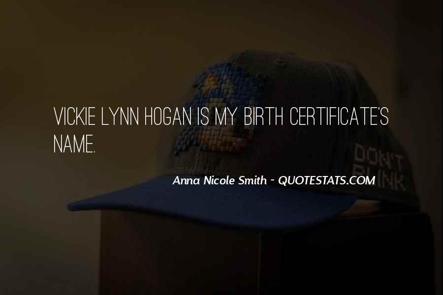 Lynn's Quotes #253225