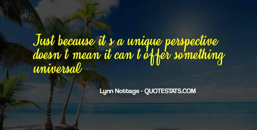 Lynn's Quotes #272768