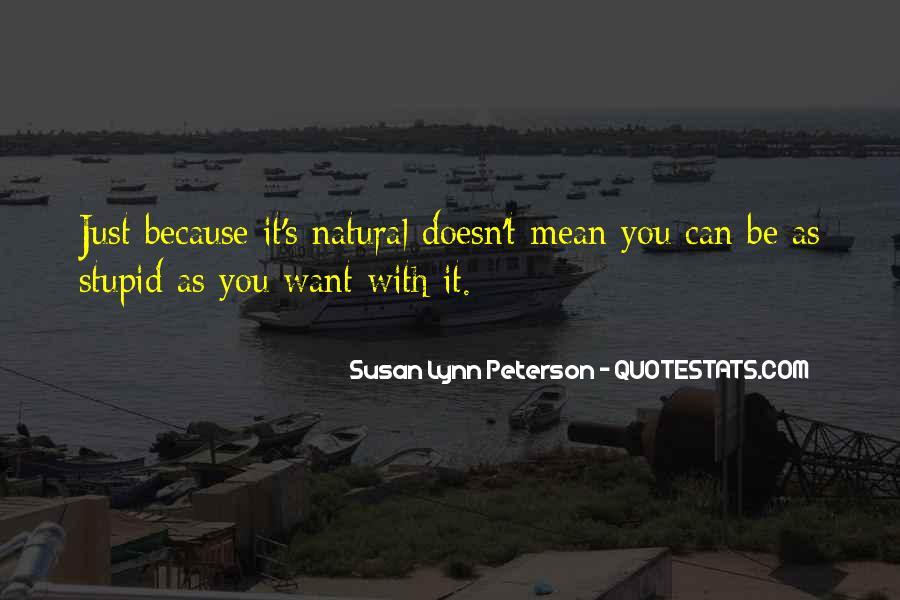 Lynn's Quotes #288022