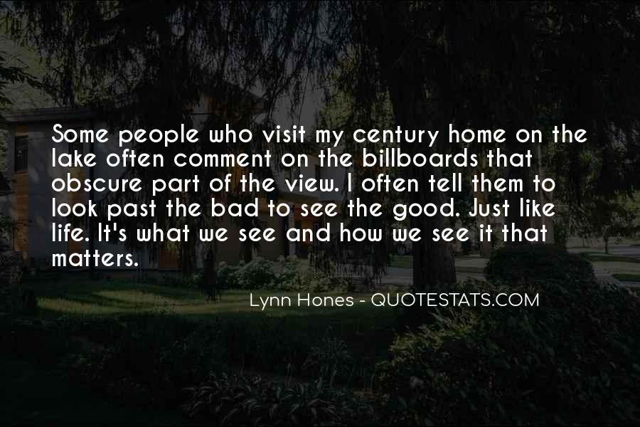 Lynn's Quotes #357877