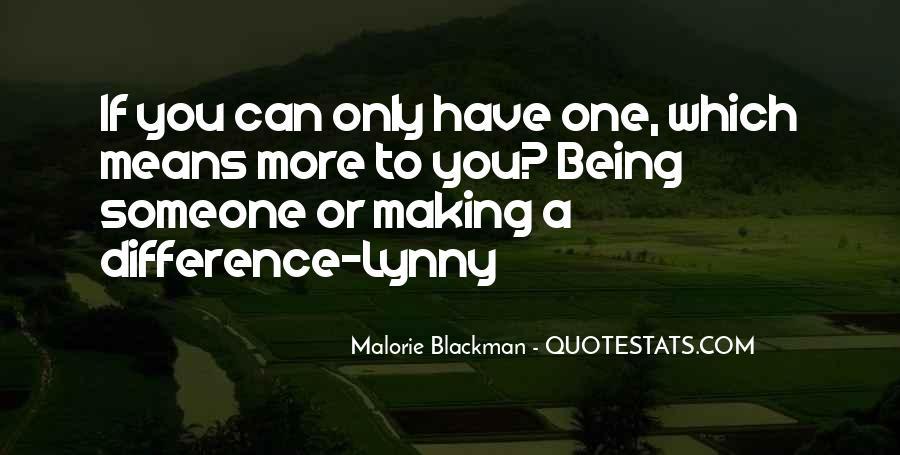 Lynny Quotes #1732301