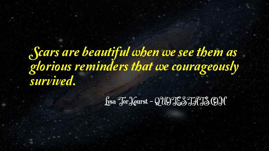 Lysa Quotes #118768