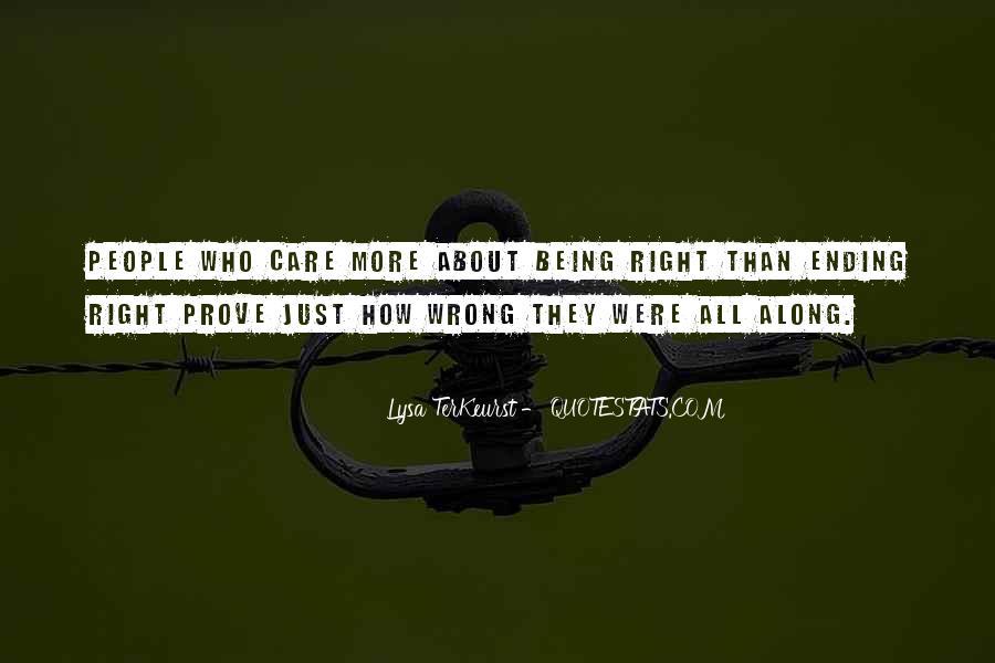 Lysa Quotes #124357