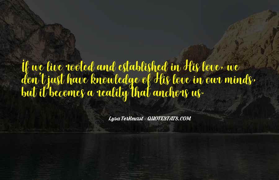 Lysa Quotes #156464