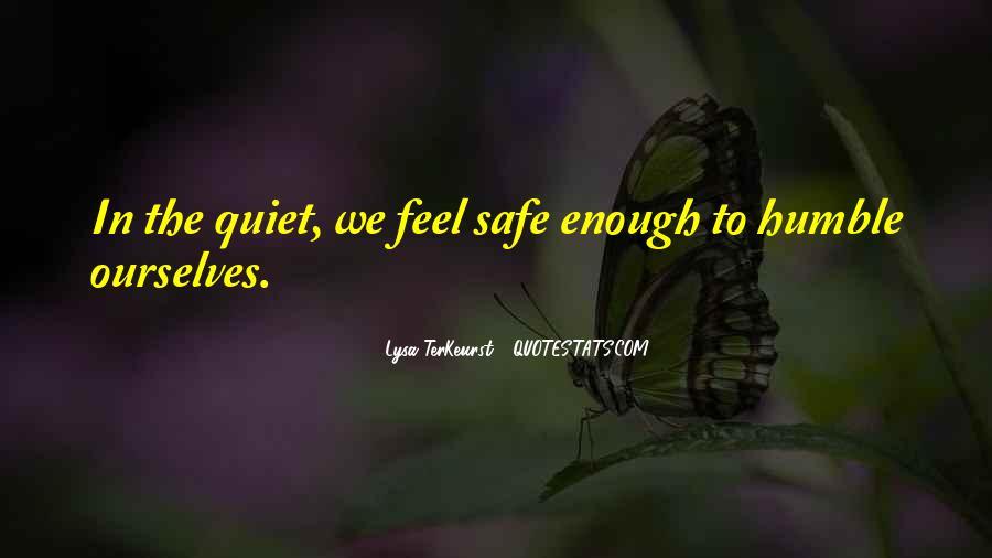 Lysa Quotes #161764